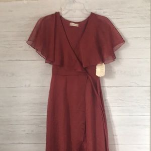 Altard state long maxi dress